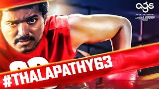 PAKKA MASS: Thalapathy 63 Villain Revealed !   Thalapathy Vijay   Nayanthara   Atlee   AGS   TK