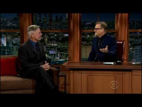 Mark Harmon on The Late Late Show: 7th January 2015