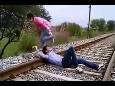 Train accident in punjab