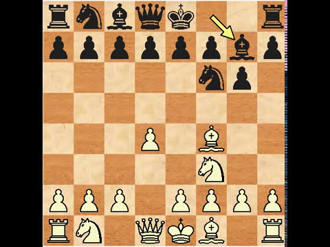 chess openings: The London System