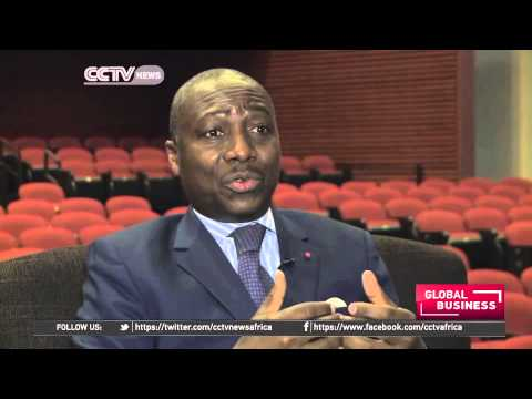 Stanford Africa Business Forum 2015 CCTV Global Business News Coverage