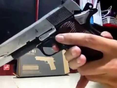 รีวิว 1911 ปืนอัดลม