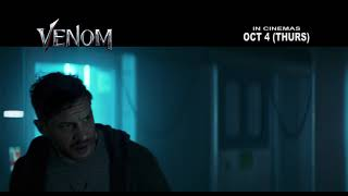 VENOM in PH cinemas Oct 4