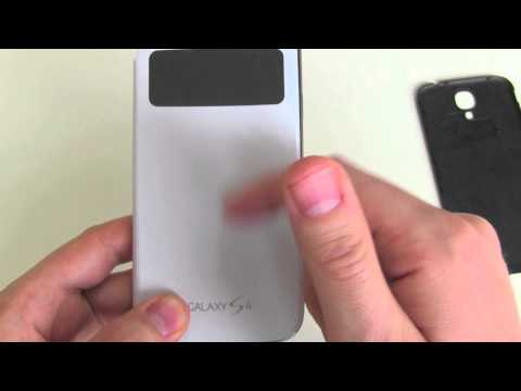 Samsung Galaxy S4: S View-Cover unter die Lupe genommen [Zubehr]
