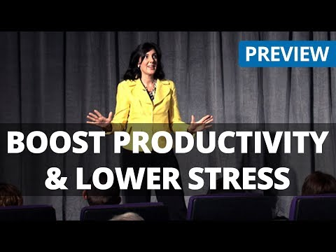 The Fun Factor - Christine Cashen - Improve Morale, Increase Productivity and Reduce Stress