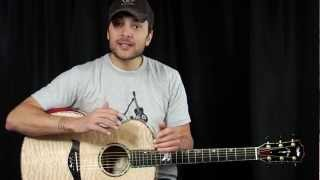 All Quilt Maple Custom Taylor Acoustic Guitar Review