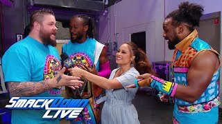 The New Day is extra positive: SmackDown LIVE, April 23, 2019