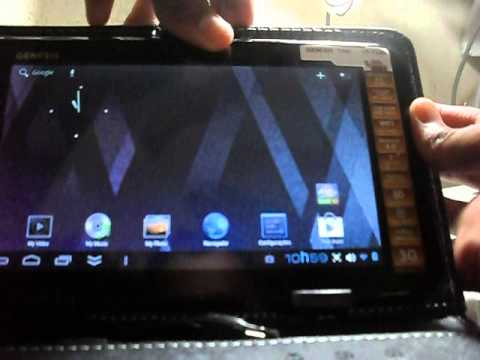 Review Completo Tablet Genesis Gt-7240