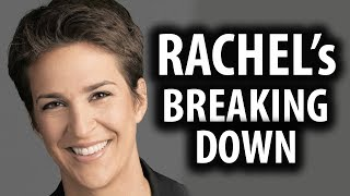 Rachel Maddow Breaks Down Crying Over 'Child Separation'