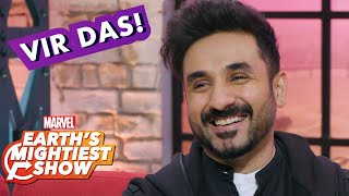 Comedian Vir Das lends his voice to Spider-Man: India | Earth's Mightiest Show