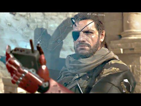 Metal Gear Solid 5 Gameplay Gamescom 2014