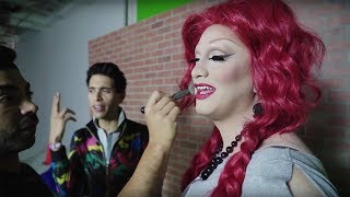 SHE EVIL (ft. Fred Schneider) behind the scenes