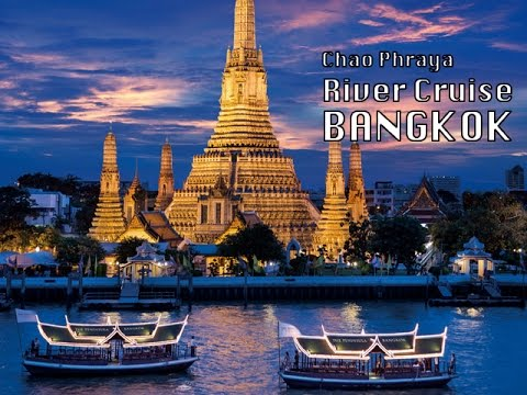 Bangkok, Thailand: Chao Phraya River Cruise in Bangkok