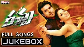Rachaa - Racha Full Songs JukeBox (Aditya Music Exclusive)