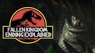 Jurassic World: Fallen Kingdom Ending Explained + Potential Sequel Theories