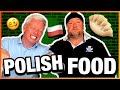 POLISH FOOD CHALLENGE 😋😋😋 | DZIKIE UCHO