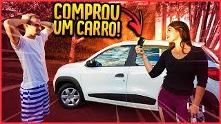 ELA COMPROU UM CARRO COM MEU CARTÃO!! - TROLLANDO REZENDE [ REZENDE EVIL ]