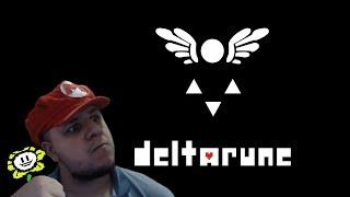 Escuridão Versus Luz - Deltarune