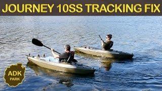 KAYAK TRACKING FIX  - Journey 10SS
