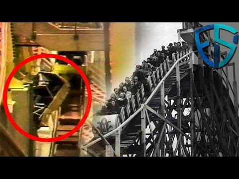 Huvipuisto-onnettomuudet | 5 kohtalokasta kyytiä