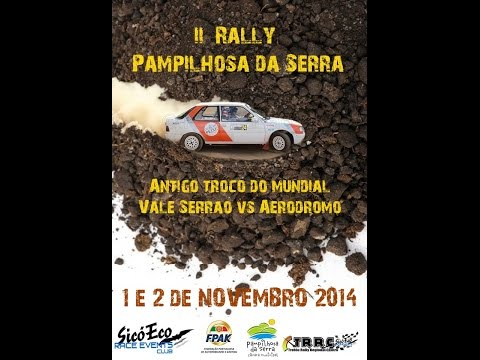 Rally Pampilhosa da Serra 2014