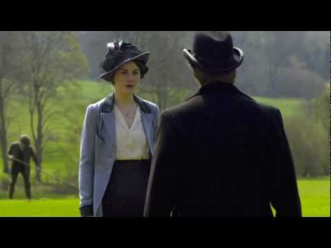 Downton Abbey | Mary and Matthew ♥ Collide Howie Day |