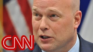 Democrats file lawsuit challenging Whitaker appointment