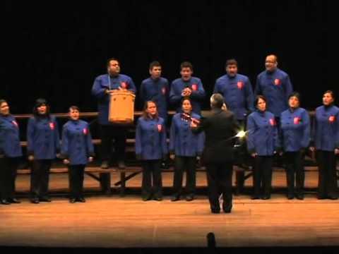 (fsbp14) CHOLITAS PUNEÑAS - Coro de la Asociacion Peruano China,  2011