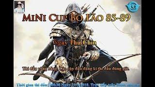 AoE MiNi Cup Bô Lão| Bảng A| Nguyễn Tuấn Anh vs Nguyễn Văn Thanh