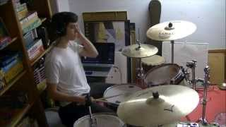 Of Monsters and Men - Slow and Steady Drum Cover