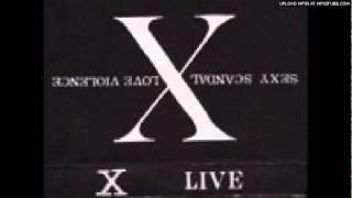 Watch X Lady In Tears video