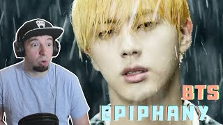 MUSICIAN REACTS | BTS -  'Epiphany' LOVE YOURSELF 結 Answer Comeback Trailer | JG-REVIEWS:K-POP