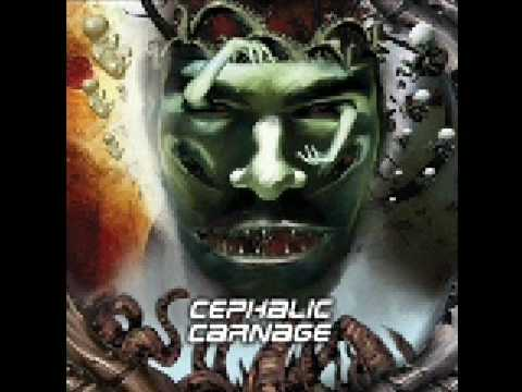 Cephalic Carnage - Extreme Of Paranoia