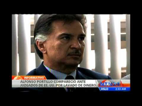 Expresidente de Guatemala, Alfonso Portillo, se declara no culpable
