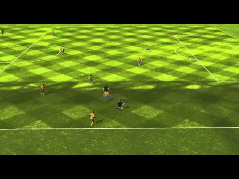 FIFA 14 Android - Inter VS Juventus