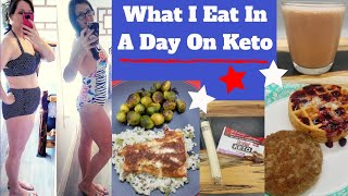 What I Eat In A Day On Keto❤EMOTIONAL DAY!❤May 2020
