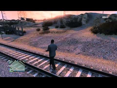 GTA 5 (ONLINE) - Часть 8