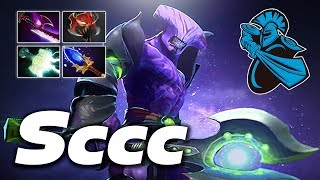 Sccc Faceless Void | CHINA PUB | Dota 2 Pro Gameplay