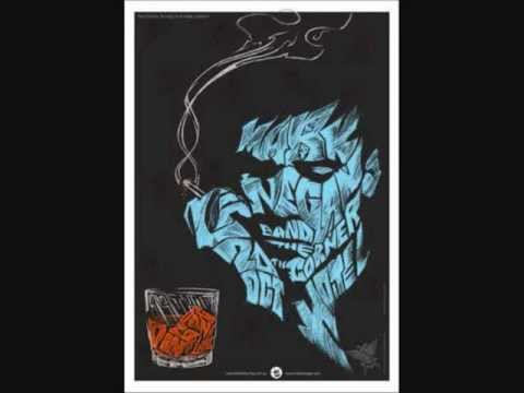 Mark Lanegan band - grey goes black