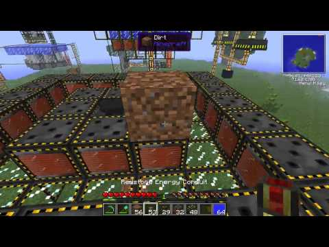 Minecraft: Tekkit Tutorials Part 2 - Fusion Power