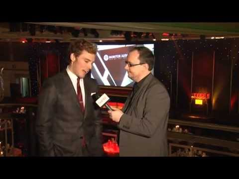 Jameson Empire Awards 2013 - Sam Claflin Interview