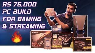 Ryzen 5 3600 Gaming PC Build India 2019 Hindi