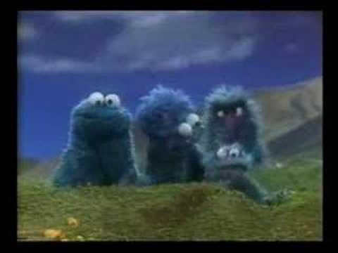 Ikke ben boos (Dutch Sesame Street)