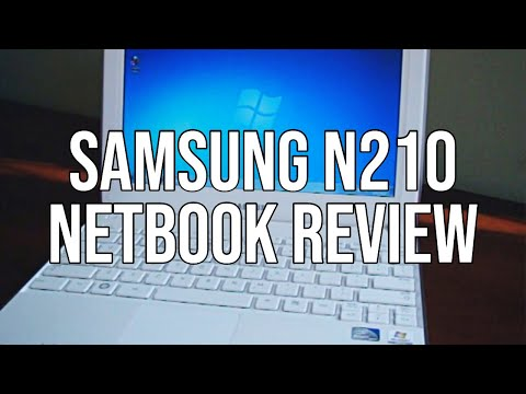 Samsung N210 Netbook Review