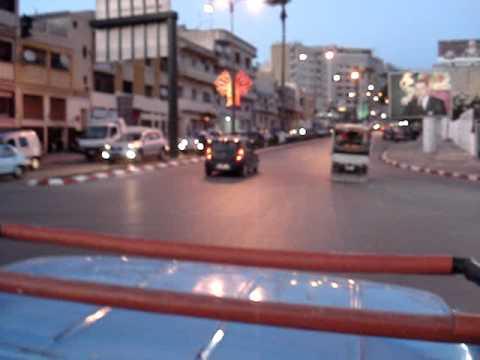 2 Meknes, Maroc, comment se rendre de la gare à la médina en fauteuil roulant électrique