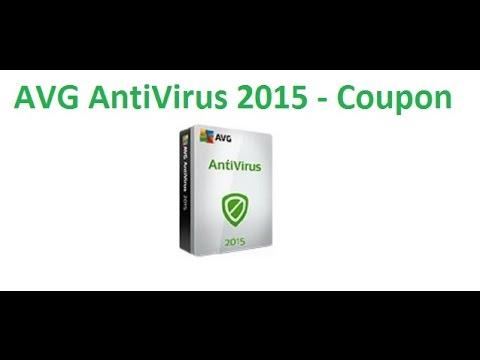 AVG AntiVirus 2015 Coupon - Get 30% OFF