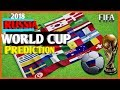2018 FIFA WORLD CUP PREDICTION ((LATEST)| Winners, loosers, top scorer of 2018 fifa world cup