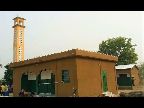 Новая мечеть Сальсабиль в Того (10/02/2017).