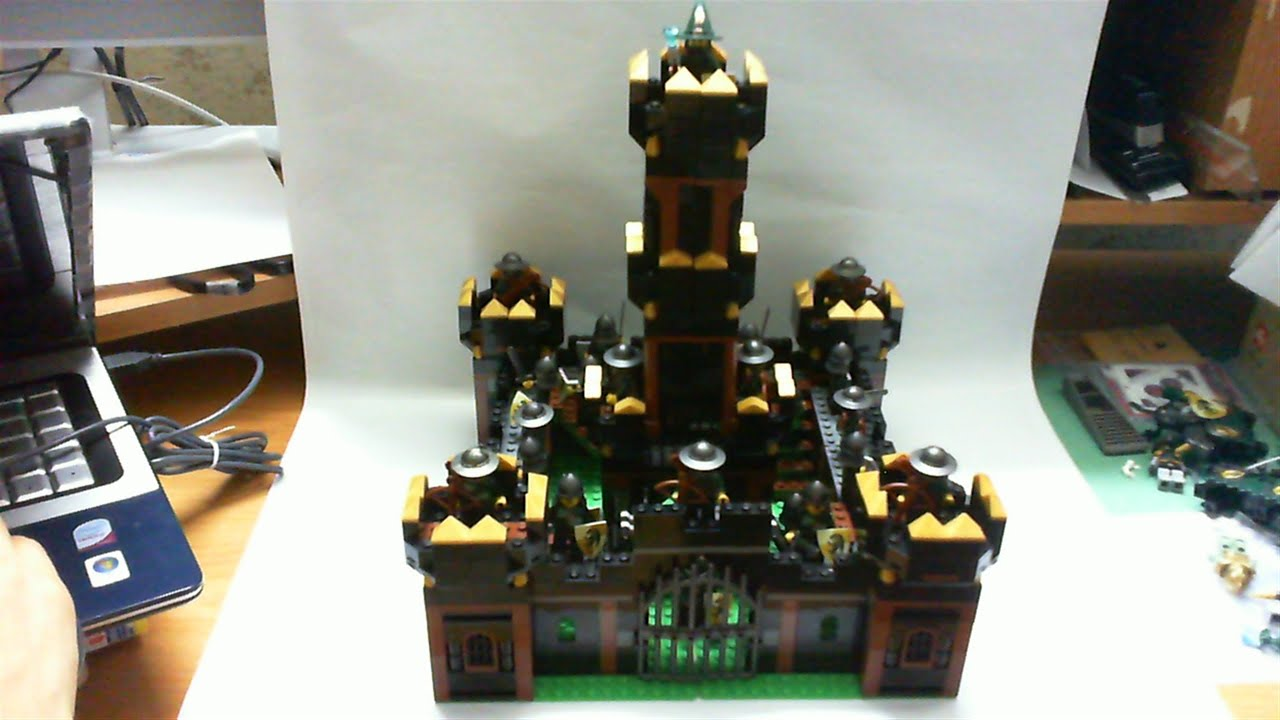 Lego Castle Dragon Knights Dragon Knight Castle Moc