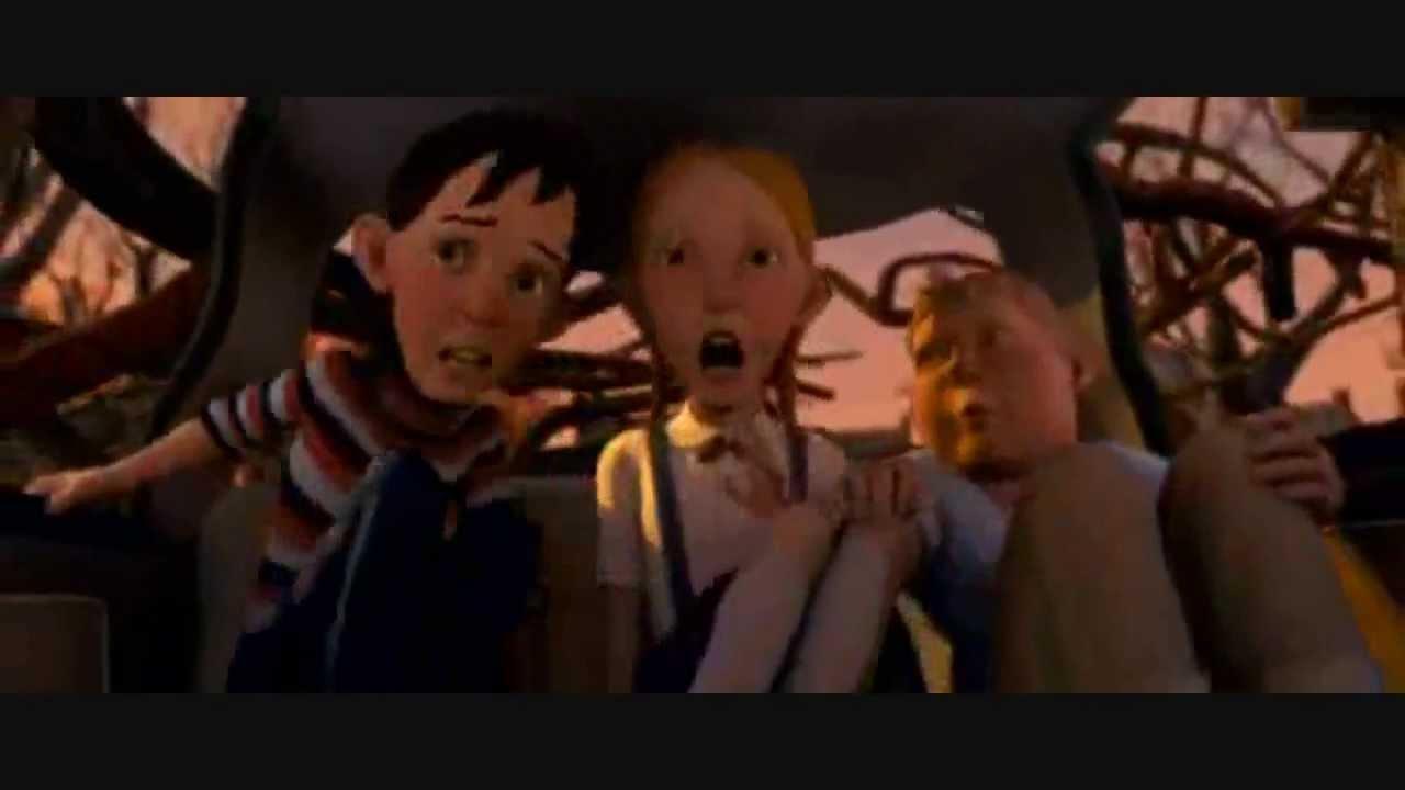 monster house mr brightside - YouTube
